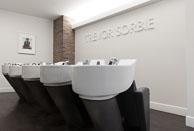Backwash - Salon interior photography