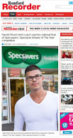 For: Specsavers 'Spectacle Wearer of The Year'