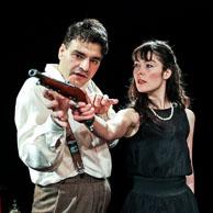 Marcio Mello. Director: Valerie Kaneko Lucas 2013. Etcetera Theatre